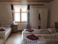 ubytování v Železných horách Penzion na horách - Hroubovice