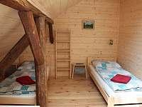 Pokoj s přistýlkou - ubytování Hroubovice