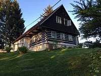 Chalupa k pronajmutí - dovolená ve Východních Čechách