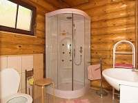 Koupelna v přízemí - Maršov nad Metují