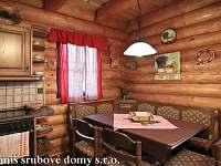 Srub Karolínka - srub ubytování Maršov nad Metují - 5
