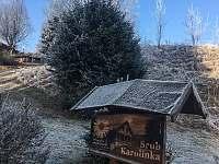 Srub Karolínka - srub - 27 Maršov nad Metují