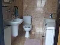 Ubytování - koupelna - apartmán k pronajmutí Broumov