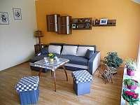 obývací pokoj - apartmán ubytování Seč