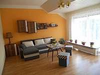 obývací pokoj - apartmán k pronájmu Seč