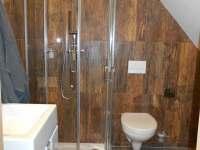 2 lůžkový apartmán 1. koupelna - Červený Potok