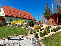 Červený Potok léto 2018 ubytování