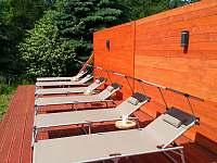 relaxační zóna - Červený Potok