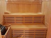 sauna - Červený Potok