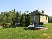 Chata k pronajmutí - dovolená Železné hory rekreace Licibořice