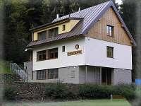 ubytování Nové Hrady na chatě