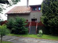 ubytování Skiareál Svatá Anna v penzionu na horách - Hluboká - Trhová Kamenice