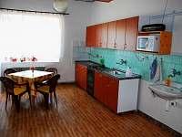 Kuchyňka .