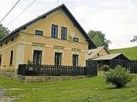 Chalupa ubytování v obci Bertoldka