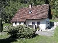 Rekreační dům na horách - okolí Broumova