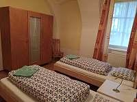 ložnice 2 lůžka , ap.č. 2 - Nové Město nad Metují