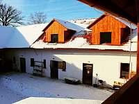 ubytování Horní Hynčina v penzionu