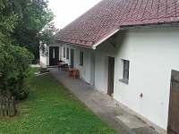 Chalupa k pronájmu - okolí Švihova