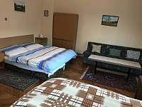 První byt - apartmán k pronájmu Teplice nad Metují