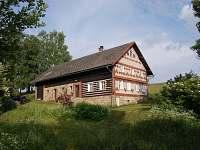 Chalupa Záhory - původní střecha pro srovnání proměny :) - k pronájmu