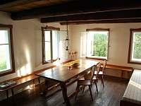 pokoj s palandou pro 4 osoby - chalupa ubytování Záhory