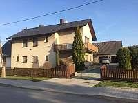ubytování Česká Skalice v rodinném domě na horách