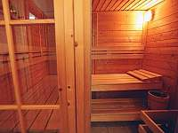 Sauna se sprchou - Božanov