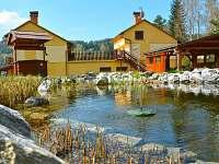 Chaty Svojanov - ubytování Svojanov
