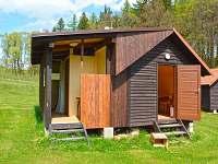 Letní kuchyňka a soc.zařízení pro dřevěné chatky - pronájem Svojanov
