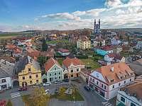 ubytování s bazéném ve Východních Čechách
