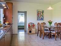 kuchyň v přízemí