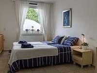 Ložnice 2-apartmán v přízemí