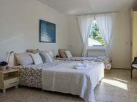 Ložnice 3-apartmán v přízemí