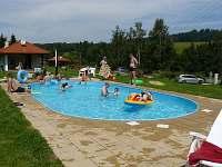 Bazén - chatky k pronájmu Svojanov