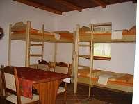 chata pro 4 osoby - k pronajmutí Svojanov
