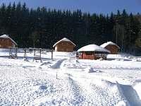 ubytování na Ústeckoorlicku Chatky na horách - Svojanov