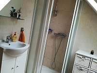 koupelna v podkroví - Choustníkovo Hradiště