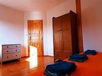 Ložnice 2 - chalupa k pronájmu Choustníkovo Hradiště