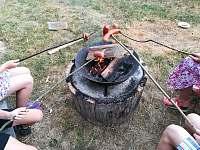 ohniště - Choustníkovo Hradiště