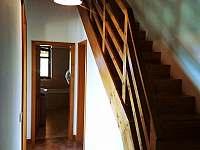 schodiště - Choustníkovo Hradiště