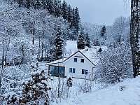 Levné ubytování Koupaliště Rychnov nad Kněžnou Chalupa k pronajmutí - Rybná nad Zdobnicí