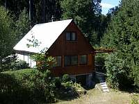 Chata k pronájmu - dovolená Železné hory rekreace Kraskov