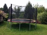 Zahrada-trampolína