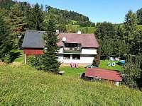 Rekreační dům na horách - dovolená  rekreace Hlavňov