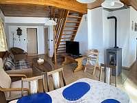 Jídelna a obývací pokoj - Janovičky