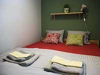 ložnice - chata k pronájmu Přívrat u Litomyšle