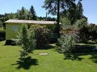 zahrada - pronájem chaty Přívrat u Litomyšle