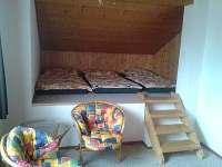 ložnice2 - chata ubytování Horní Jelení