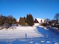 Zima pohled z boku - Vižňov