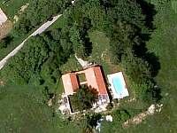 BELLA III satelitní snímek